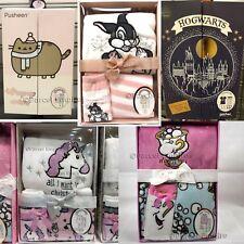 Official BOXED PYJAMA SETS Pusheen Unicorn Harry Potter Thumper Chip Xmas PJ
