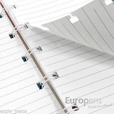 "Filofax ""Notebook"" Paper Refill Insert - Choose Size & Paper Type"