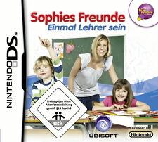 Sophies Freunde: Einmal Lehrer sein (Nintendo DS, 2008) - SUPER!