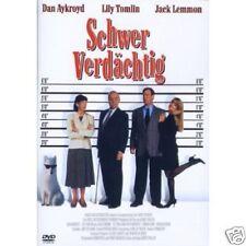 SCHWER VERDÄCHTIG - Dan Aykroyd, Jack Lemmon (DVD) *NEU OVP*
