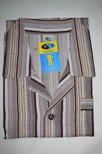 Herren Pyjama Schlafanzug Lang Knopfleiste... Größe 48,50,52,54,56...62,64, 66
