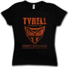 TYRELL CORPORATION DAMEN T-SHIRT Blade Replicants Company Replikanten Runner 6