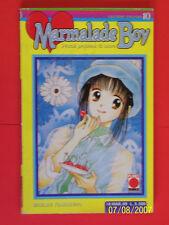 MARMALADE BOY- 1°SERIE- N°10- DI:WATARU YOSHIZUMI- MANGA PANINI COMICS- esaurito