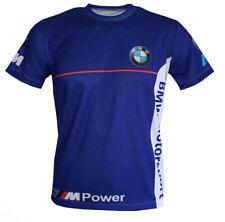 BMW M-Power - Full Sublimation print T-shirt maglietta camiseta  / DTM 1