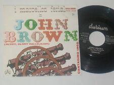 "I Marcellos Ferial-John Brown - 7"" 45"