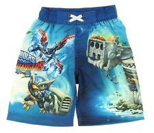Skylanders Swim Trunks Shorts Boy Size 6/7 8