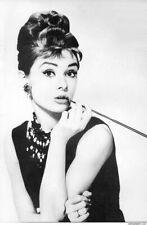 191379 Audrey Hepburn Movie Star Print Poster Affiche