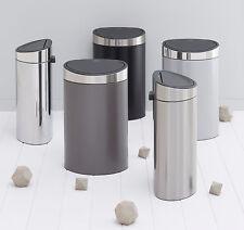 Brabantia New Touch Bin 40 diseño cubo de basura 40l Volumen