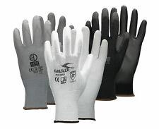 6 Paar Nylonhandschuhe Mechanikerhandschuhe Montagehandschuhe 7, 8, 9, 10, 11