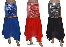 Bauchtanz Rock Belly Dance Skirt Flamenco Rock Tribal Tanzrock Orientalisch
