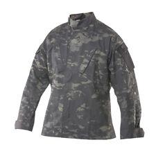 Tru-Spec Multicam Black TRU Shirt 50/50 NYCO RS