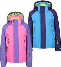 Trespass Jetson Kids Ski Jacket Girls Boys Waterproof Insulated Coat