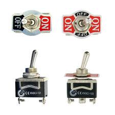 20A 125V 250V 15A KFZ Schalter Leistungsschalter EIN/AUS Kippschalter