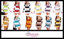 Sexy V-neck Jumper Cardigan Tunic Ultra Soft Fabric Size 8 - 12 FR01