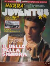HURRA' JUVENTUS 1992/3 ANTONIO CONTE DI CANIO G. BOCCA