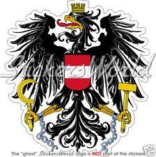 Österreich österreichischen Wappen OSTERREICH in Vinile Adesivo Aufkleber 95 mm