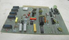 LINK ENGINEERING CIRCUIT BOARD CARD PLC D1103-CD D1103CD
