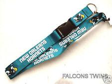 New Orleans Hornets lanyard keychain