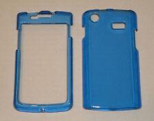 Samsung Captivate i897 Crystal Hard Plastic Case BLUE