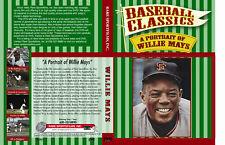 "1966 ""Portrait of Willie Mays"", Marichal, Clemente, Koufax, Forbes Field on DVD!"