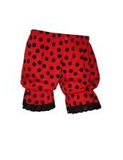 Mariquita Pájaro lunares corto bombachos Pantalones Disfraz de Halloween