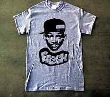 Fresh Prince T-Shirt 4 Retro Air Jordan Hologram Baron 1 13 Cool Wolf Grey 3 5s