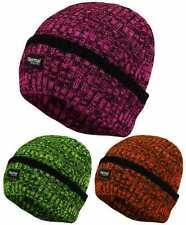 Hommes/Femmes Marne Neon Thermique D'hiver Totalement Bonnet Polaire isolé