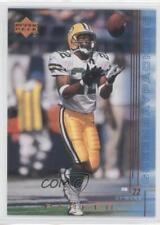 2000 Upper Deck #86 De'Mond Parker Green Bay Packers Football Card