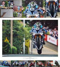 Michael Dunlop Tyco BMW S1000RR 2018 Superbike TT FINE ART PRINT par Billy