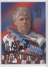 1995 Press Pass VIP Autographs #13 Bobby Hamilton Auto Autographed Racing Card