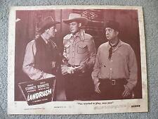 Landrush Charles Starrett as the Durango Kid Lobby Card Movie #46/531  3