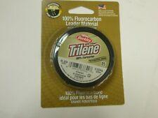 Berkley Trilene 100% Flourocarbon Leader Material 25m ALL VARIETIES Fishing