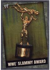 WWE Slam Attax Evolution WWE Slammy Award Title Card