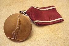 Hungary Hungarian Medal Dozsa AVH Police Interior Ministry Sport 1953 Bronze 3