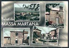 Perugia Massa Martana foto cartolina B9054 SZG