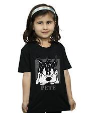 Disney Niñas Pete Cropped Head Camiseta
