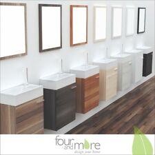 Ensemble de meubles salle bain 2 pièces lavabo badmöbelserie Annika wc invités