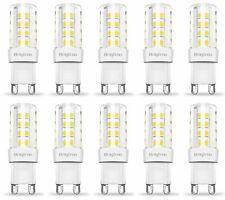 10 x Sparpaket G9 5 Watt LED Leuchtmittel Lampe 420 Lumen 230V Stiftsockel 360°