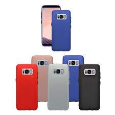 Funda para Samsung Galaxy S8 Ultra fino rígida en varios colores