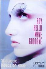 Say Hello, Wave Goodbye [DVD] [2003], Good DVD, Tears For Fears, Teardrop Explod