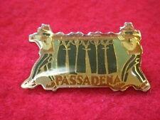 FRENCH PIN BADGE - PASSADENA