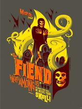 Misfits Skull Horror Punk Band Music Art Giant Print POSTER Affiche