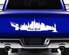 Aufkleber Stadt New York Autoaufkleber  11 Farben 2 Größen