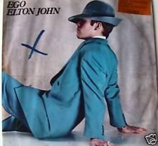 "7"" 1978 ! ELTON JOHN : Ego // RARE IN VG+ \"