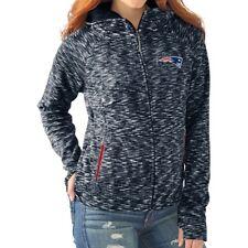 New England Patriots Womens Break Trail Full Zip Up Jacket Hoody by G-III