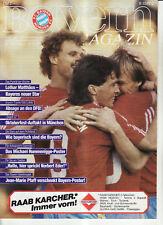 BL 86/87 FC Bayern München - Borussia Mönchengladbach