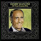 Henry Mancini All Time Greatest Hits (CD) LIKE NEW-FREE SHIP USA