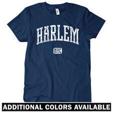 Harlem NYC Women's T-shirt S-2X - 212 New York City Spanish Nights Apollo Gift