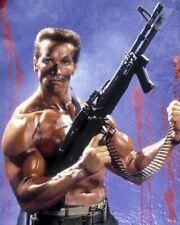 Schwarzenegger, Arnold [Commando] (56231) 8x10 Photo