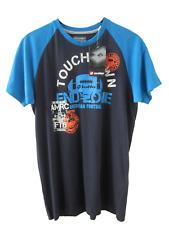 Lotto Kinder T-Shirt - Benny B Navy Blue Moon - Größe XL - 164/176
